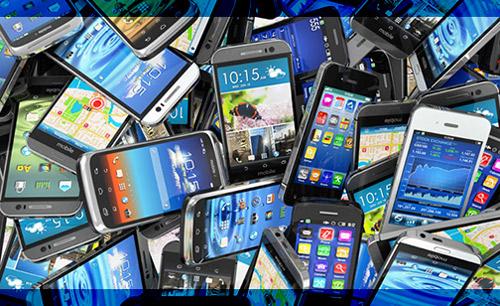 Électrobac permet la récupération des petits appareils électroniques et le reconditionnement des téléphones intelligents