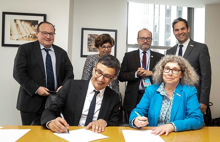 Fonds-LDN: Signature
